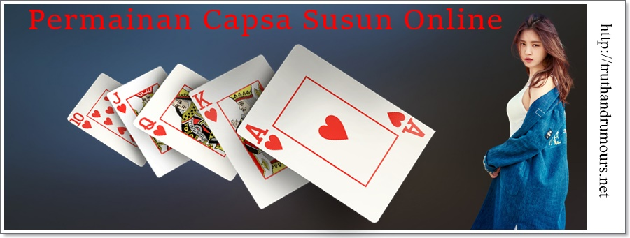 Permainan Capsa Susun Online