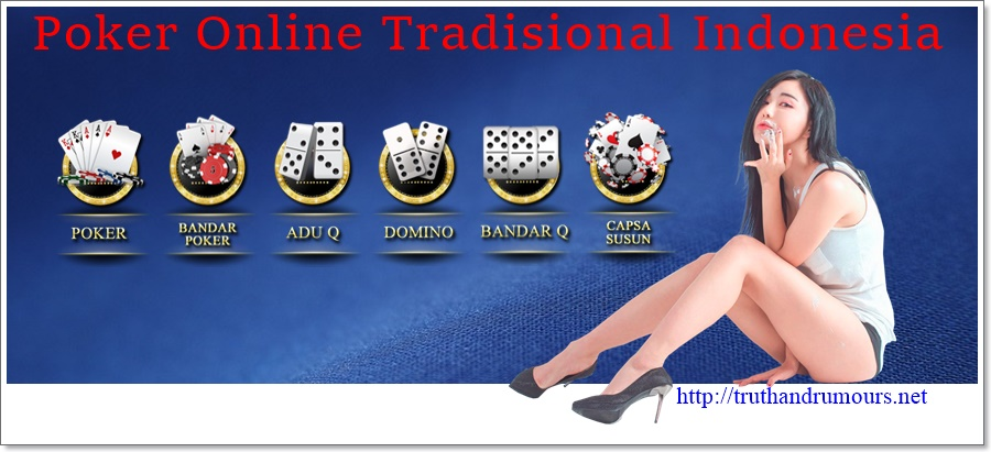 Poker Online Tradisional Indonesia
